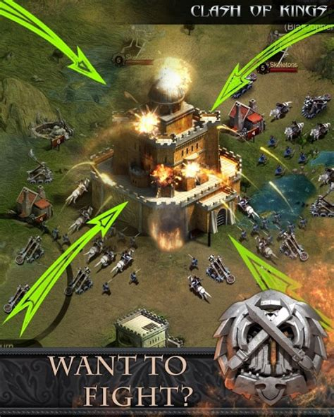 clash of kings mod game in apk clash of kings apk v2 21 0 for android download apklevel
