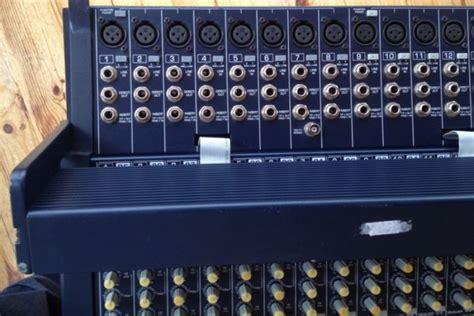 Mixer Behringer Mx 8000 behringer eurodesk 4824 dual input mixing console mx8000
