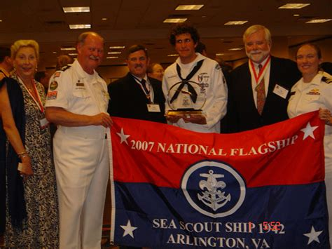 ernie boatswain usps youth activities committee partners in safe boating