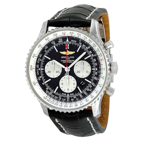 Breitling Black breitling navitimer 01 chronograph black black