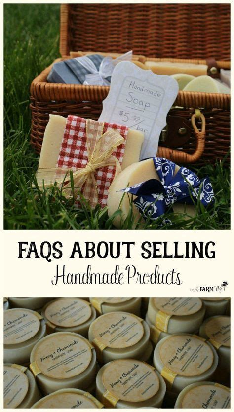 Websites To Sell Handmade Items - 25 best ideas about selling handmade items on