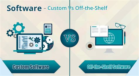 Shelf Software by Custom Software Vs The Shelf Software What S The Difference Viftech Solutions