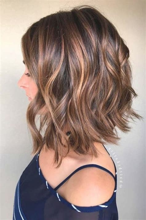 trendy hairstyles  fall stylish fall hair color