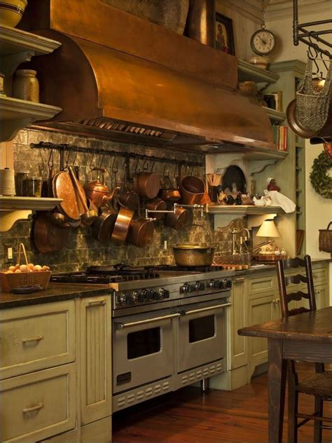 Paula S Kitchen by Tour Paula Deen S River Home Located On