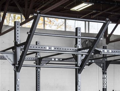 rogue infinity flying pull up bar rogue fitness