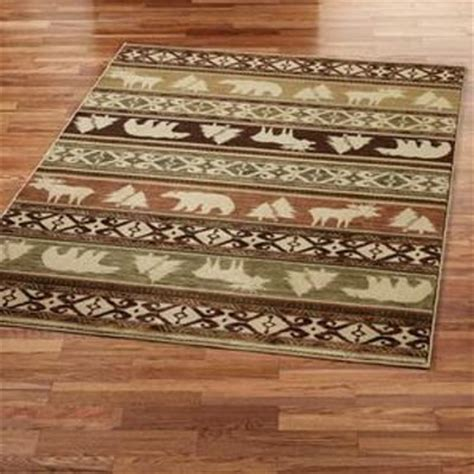 cabin decor rugs 17 best images about moose decor on plush deer antlers decor and lodges