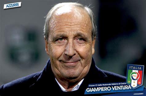 Ventura Search Italy Announce Giiero Ventura Will Replace Antonio Conte