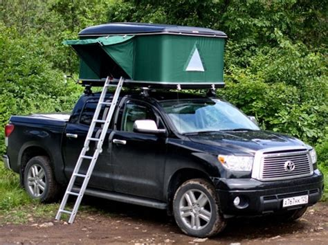 """Bigfoot"" Roof Top Tent Model 9055"