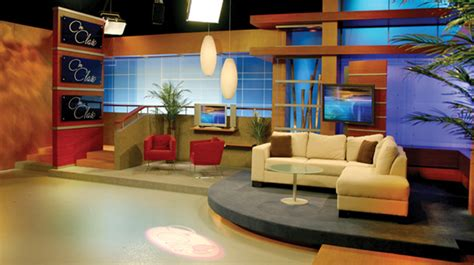 home design television shows multimedios set design talk shows broadcast design