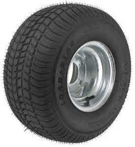 Trailer Tire Rims Kenda 215 60 8 Bias Trailer Tire With 8 Quot Galvanized Wheel