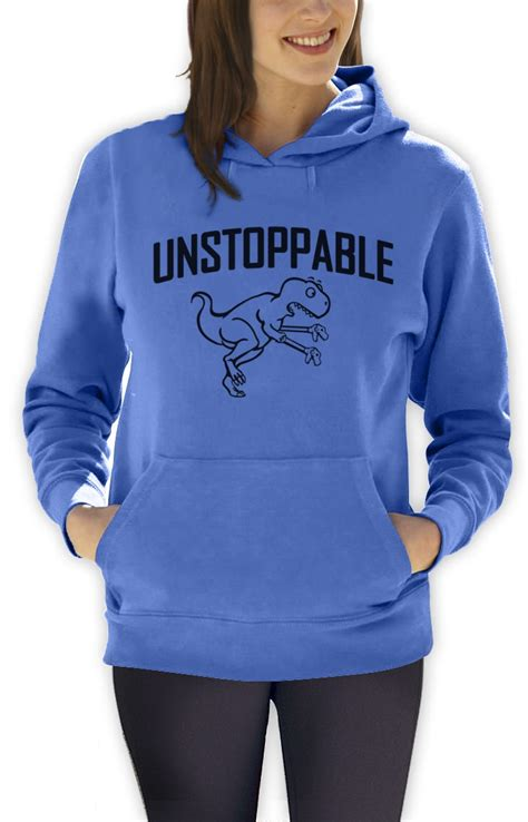 Unstoppable T Rex Meme - unstoppable t rex t rex toy claw hand women hoodie hates