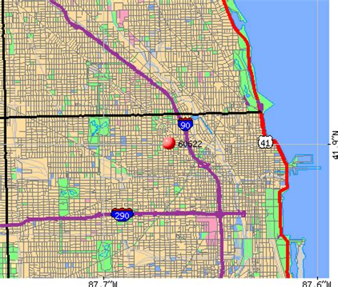 Chicago Address Lookup Chicago Zip Code From Address