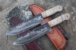 Bark River Kitchen Knives custom fixed blades topic