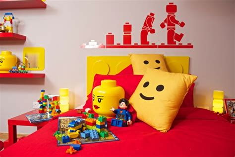 bilder kinderzimmer lego kinderzimmer im lego stil einrichten