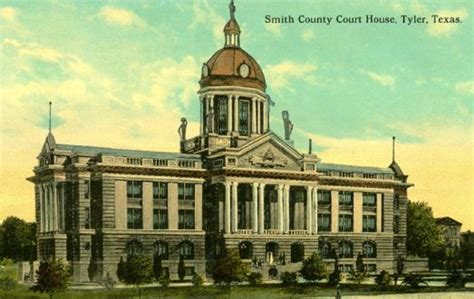 Smith County Tx Court Records Smith County Courthouse Images