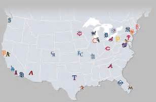 mlb united states map envisioning southern mlb expansion the nationals review