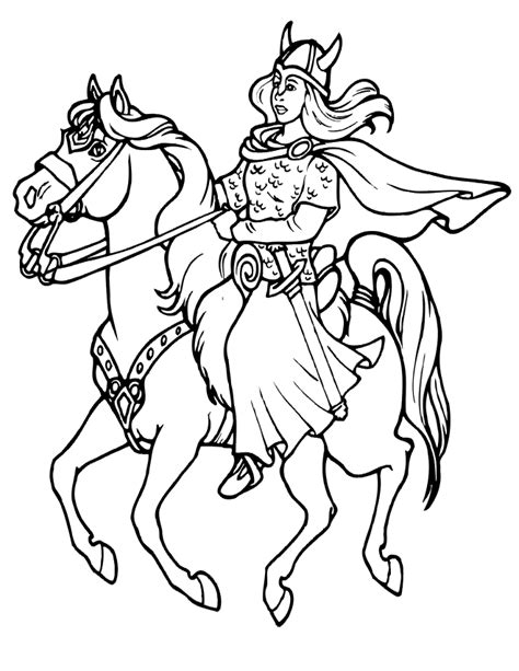 vikings coloring pages coloring home