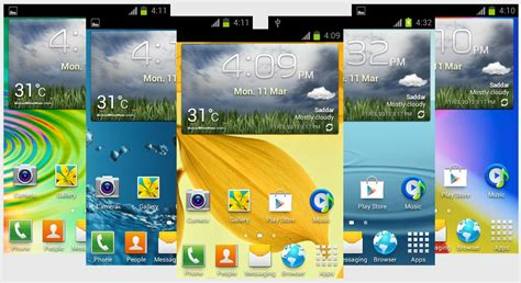themes galaxy fame samsung galaxy fame apps wallpapers icons samsung galaxy