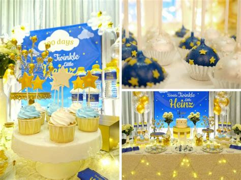 Twinkle Twinkle Decorations Baby Shower by Twinkle Twinkle Golden Baby Shower Baby