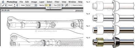 photoshop cs5 airbrush tutorial photoshop airbrush brush tool tutorial