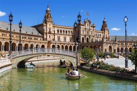 of seville how to get from madrid to seville