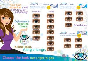 fresh look colorblends colors freshlook colorblends to change my eye color animetric