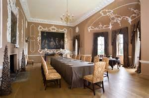 Mansion Dining Room 18th Century Country Manor Sold For 163 1 On Sale For 163 2 3m