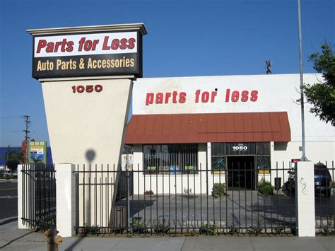 Parts For Less Pch - parts for less auto parts supplies long beach ca