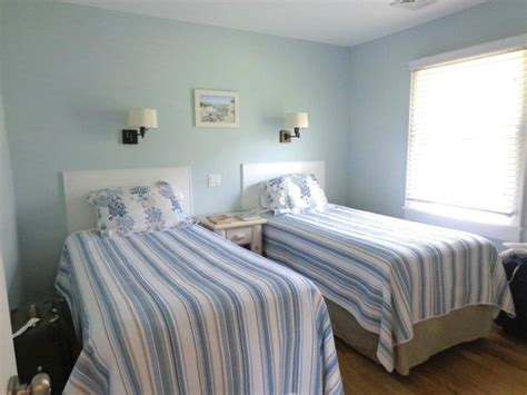 twin beds in master bedroom kitchen picture of sands motel montauk tripadvisor