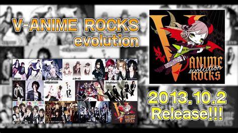 V Anime Rocks Evolution by Spot V A V Anime Rocks Evolution 30sec Spot