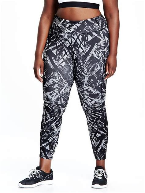 old navy patterned leggings 90 best images about werkout gear on pinterest