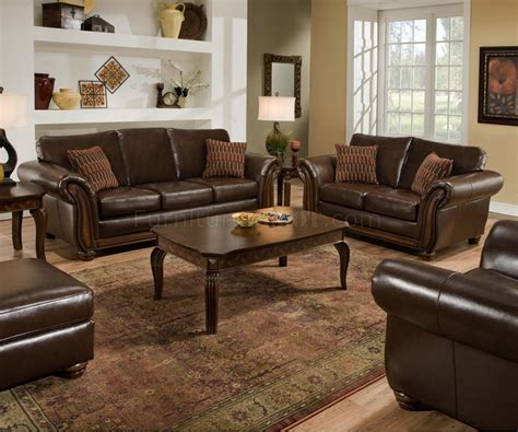 Leather Sofa Chairs by Vintage Soft Bonded Leather Sofa Loveseat Set W Flair Arms