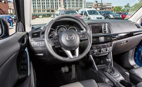 2013 mazda cx 5 grand touring awd interior photo