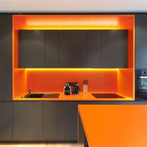 orange backsplash home design 27 cheerful orange kitchen decor ideas digsdigs
