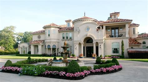 french mediterranean homes luxury homes plans
