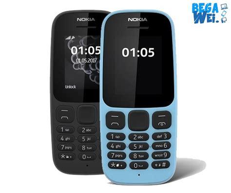Hp Nokia 105 Spesifikasi harga nokia 105 2017 dan spesifikasi april 2018