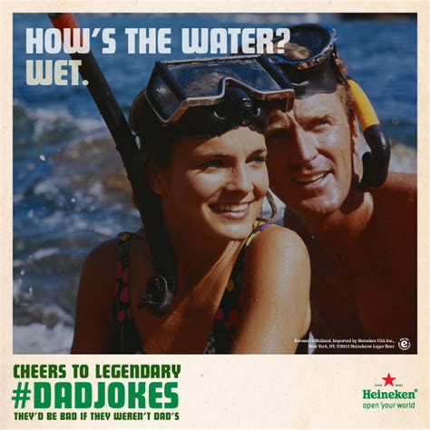 Heineken Meme - heineken is crowdsourcing your best worst dadjokes co