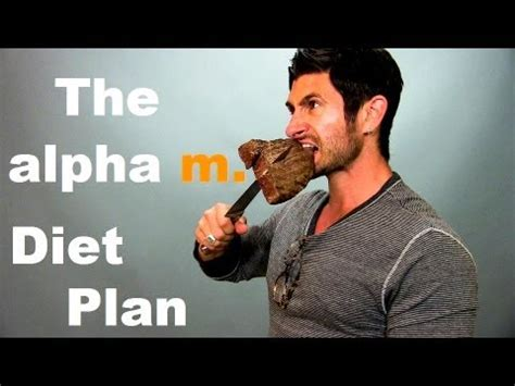 the alpha m diet plan i am alpha m
