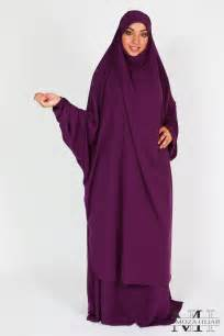 half jilbab skirt el bassira lightweight microfiber
