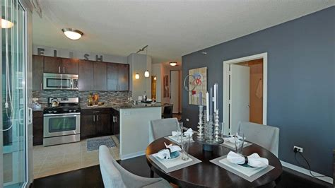 streeter  streeterville  chicago apartment review youtube