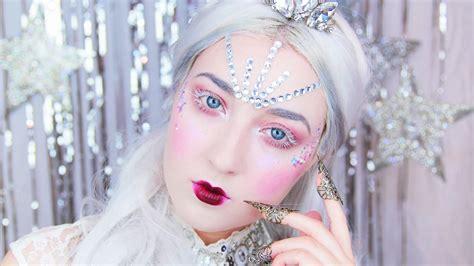 tutorial make up viva quen snow queen makeup tutorial youtube