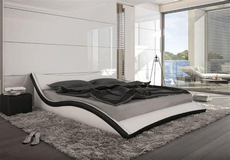 schlafzimmer lederbett lederbett modern schlafzimmer
