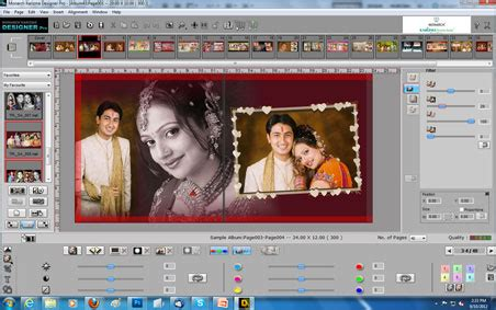 Wedding Album Design Software Digital Photography Free by Karizma Wedding Album Software Free