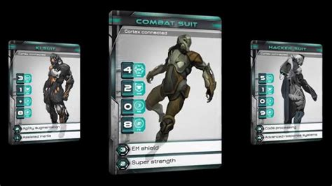 scifi tcg card template suit cards explained faith the sci fi rpg