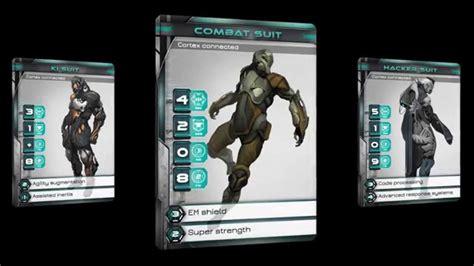 Scifi Tcg Card Template by Suit Cards Explained Faith The Sci Fi Rpg