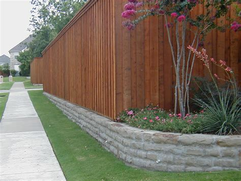 Garden Wall Fencing Your Permit Solution Fence And Retaining Wall Permit