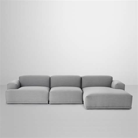 how to connect a sectional couch nordicthink connect sofa muuto