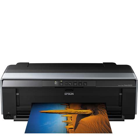 Printer Epson Stylus Photo A3 epson stylus photo r2000 a3 inkjet printer