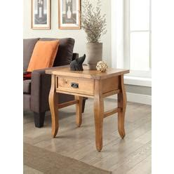linon mission end table coffee tables end tables sears