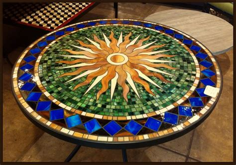 Mosaic Top Patio Table Fresh Cheap Mosaic Patio Table Top 23702